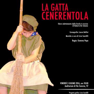 La gatta Cenerentola (2015)