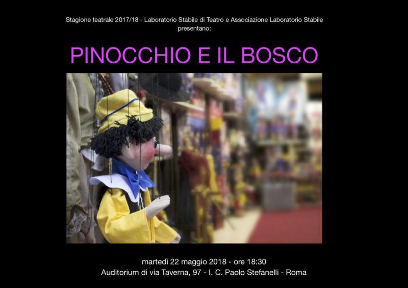 Pinocchio e il bosco (2018)