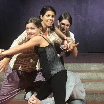 Stagione teatrale 2018/19: prima lezione.