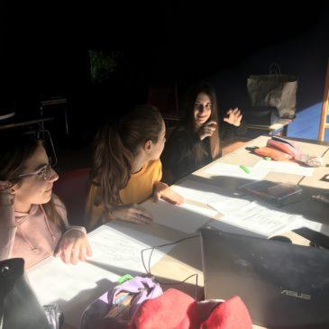 Sartoria teatrale: 1° e 2° incontro