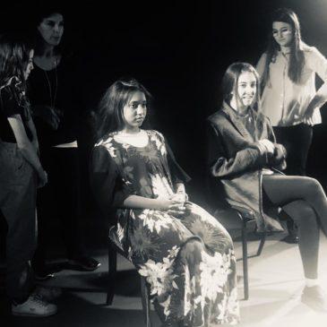 Truccatura teatrale: lezione del 22.3.2019