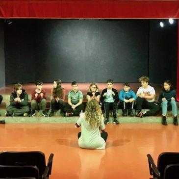 Teatro in scatola (2020)